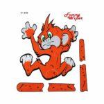 Funny-Wiper-Scimmia-1249-A