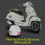 Refractive-Special-Silhouette-Applicazione-Vespa